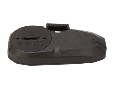 Atredo - Sykkelcomputersensor - Med CR2032-batteri - plast - svart