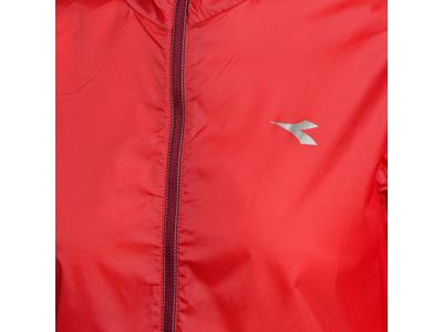 Diadora L. X-Run Jacket - Løbejakke Dame - Rød