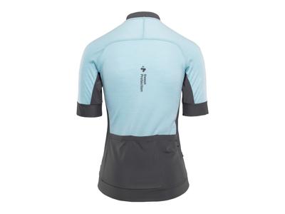 Sweet Protection Crossfire Merino Jersey W - Sykkeltrøye for kvinner - Isblå
