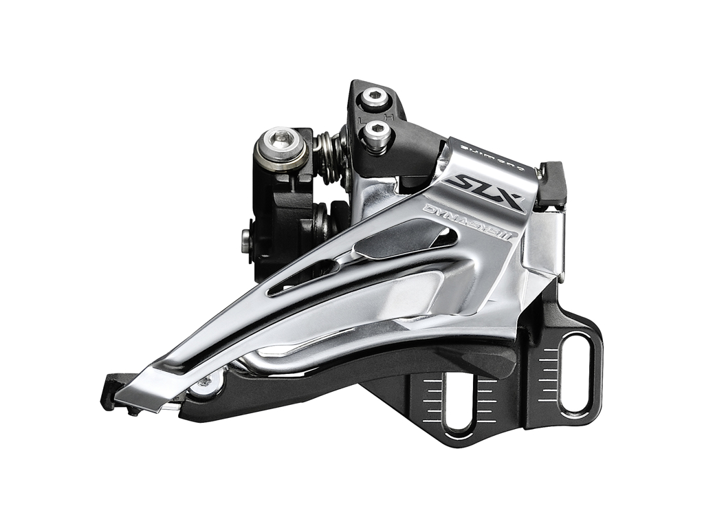 Image of   Shimano SLX - Forskifter FD-M7025 - 2 x 11 gear E-Type
