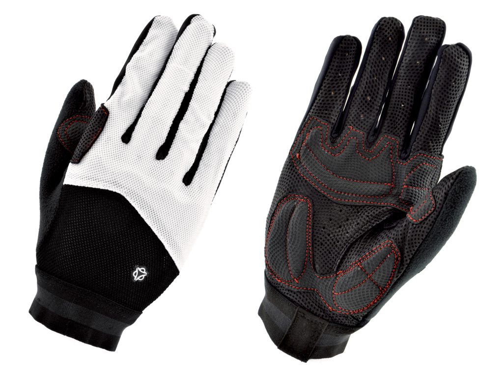 Image of   AGU Glove MTB Trail Gel - MTB cykelhandsker med gel-puder - Sort - Str. M