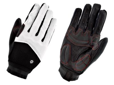 AGU Glove MTB Trail Gel - MTB cykelhandsker med gel-puder - Sort