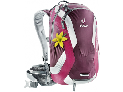 Deuter - Superbike EXP SL - Ryggsekk - 14 + 4 liter - Bordeaux / Grey