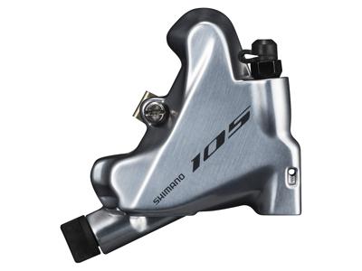 Shimano 105 - Bremsekaliber sølv bag BR-R7070-R - Hydraulisk