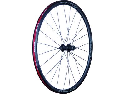 Vision Team 30 - Hjulsæt - 700c - Clincher - Sort/grå