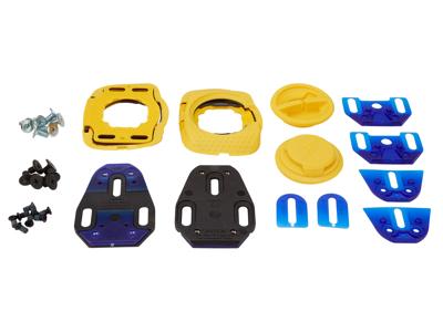 Speedplay Zero Aero Walkable - Klamper - Gul