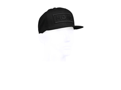 MONS ROYALE Connor Cap - Kasket - Unisex - Sort - Str. Onesize