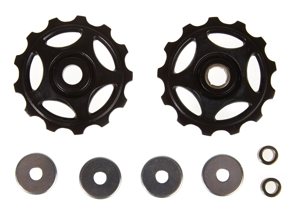 Image of   Shimano Alivio/Acera Pulleyhjul sæt - 7 og 8 gear 2 stk. 13 tands