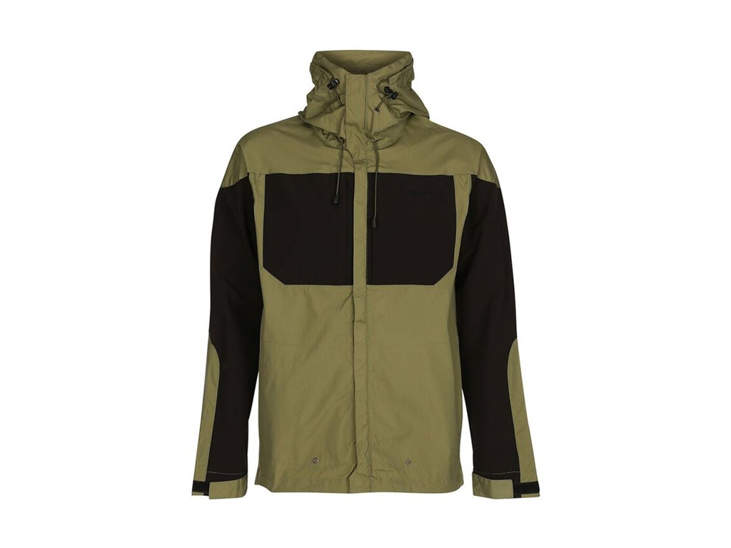 True North Outdoor - Overgangsjakke - Army - Str. L | cykeljakke