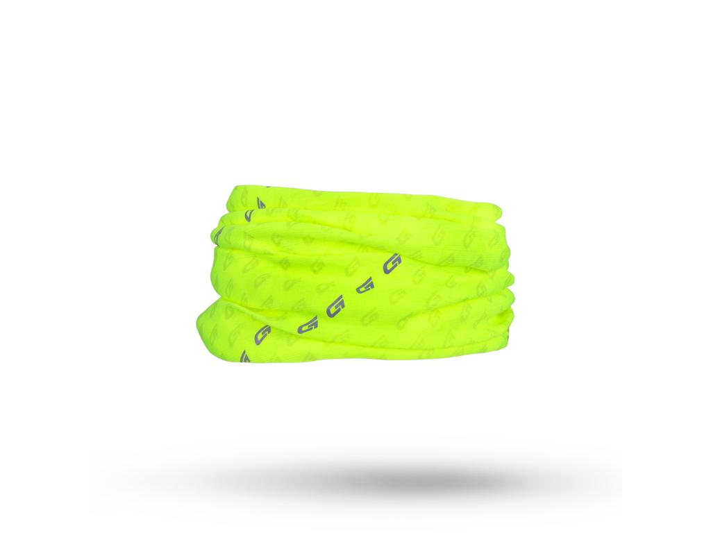 GripGrab Headglove HI-VIS - Neon gul - Onesize thumbnail