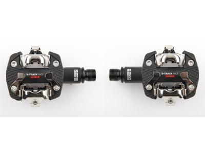 Look X-Track Race - Karbon pedaler original - Svarta