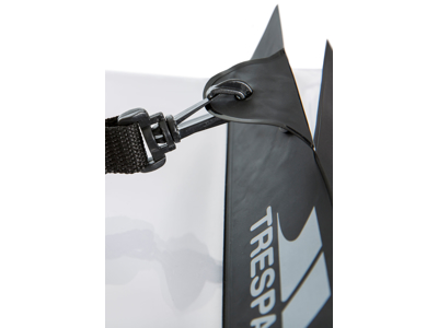 Trespass Nsew - Vattentätt skydd till karta - Transparent/Svart