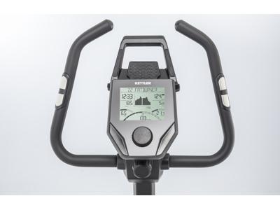 Kettler Giro C3 - Motionscykel - 8 kg svinghjul magnetisk - 15 modstandsniveauer - Lav ind