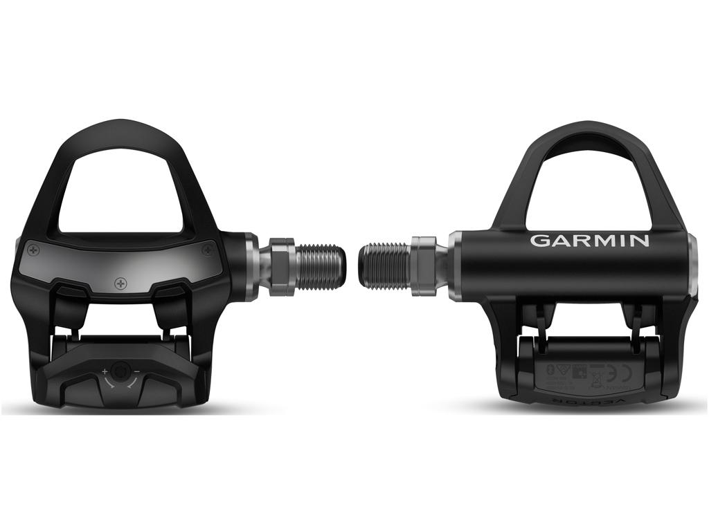 Garmin Vector 3S - Pedaler med Watt-måling - Enkelt sensor thumbnail