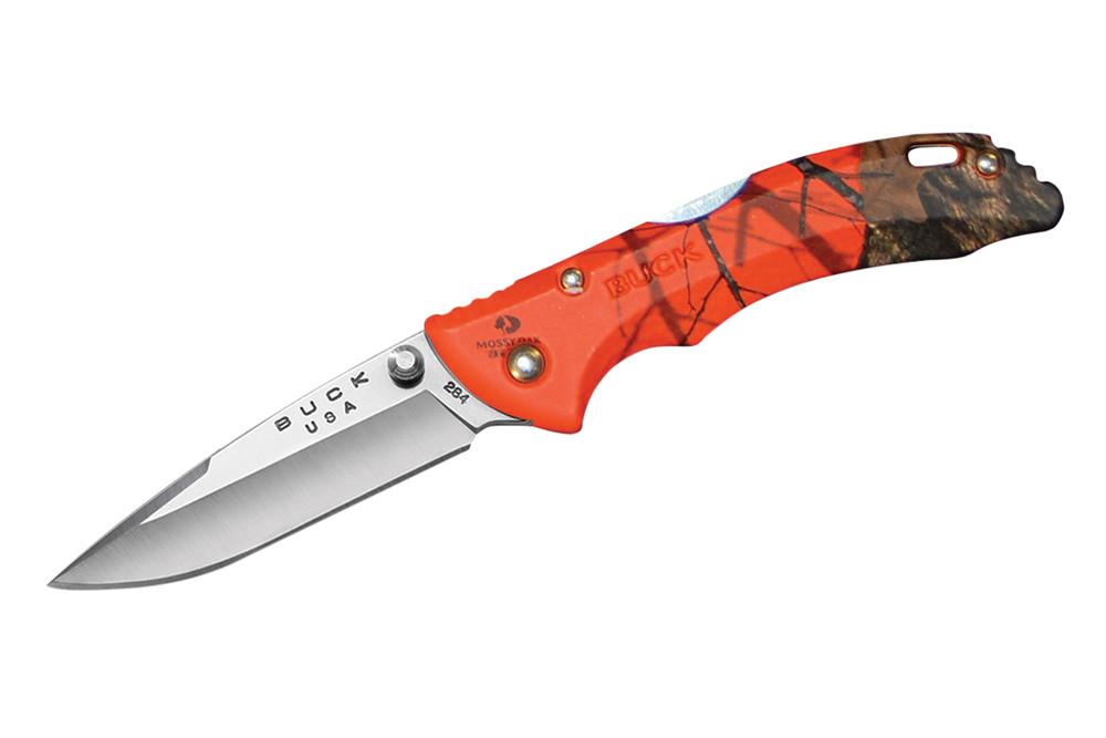 Buck Bantam BBW - Foldekniv - 7,0 cm blad - Mossy Oak Blaze Orange Camo | tools_component