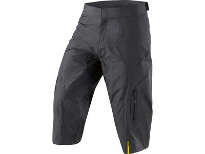 Mavic Crossmax Ultimate H2O - Vattentäta Baggy Shorts - Utan Kudde - Svarta