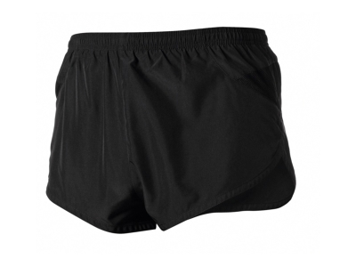 Odlo - Split shorts active run - Løbeshorts - Herre - Sort - Str. S