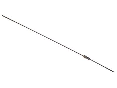 Shimano Eger - Til WH-M785 - 272mm lange - sort