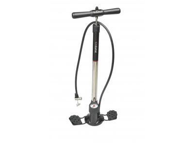 Fotpump ZEFAL Husky - 16 bar / 230 psi - Lämplig för alla typer av ventiler