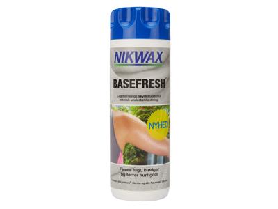 Nikwax BaseFresh - Lugtfjernende skyllemiddel - 300 ml