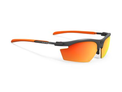 Rudy Project Rydon - Løbe- og cykelbrille - Polar 3FX HDR Multilaser Orange Linser