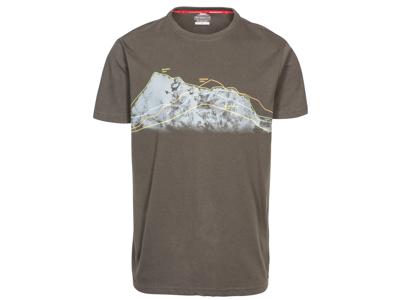 Trespass Cashing - T-Shirt quick dry - Khaki