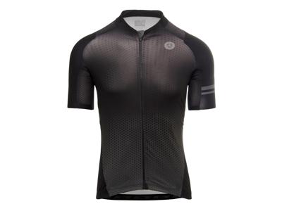 AGU Jersey SS Trend Gradient - Cykeltrøje - Sort