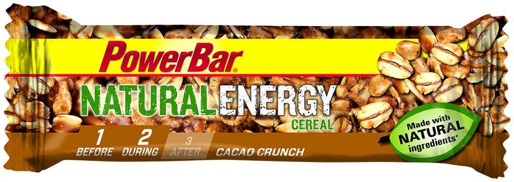 Powerbar Natural Energy - Kakao crunch 40 gram   Energy bar