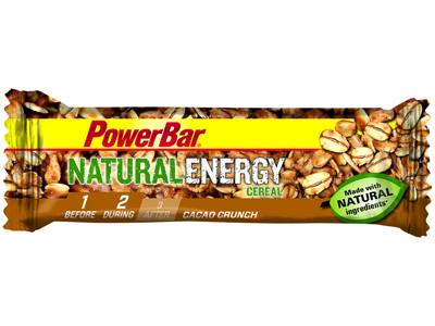 Powerbar Natural Energy - Kakao crunch 40 gram