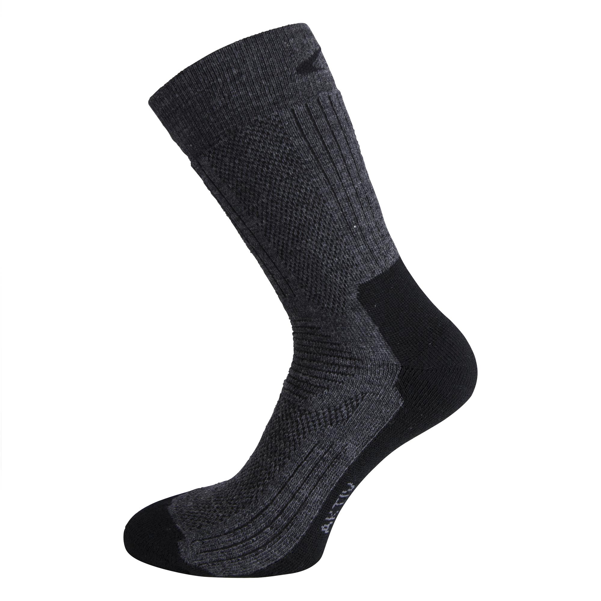Ulvang Aktiv - Mediumtyk uldsok - Koksgrå | Socks