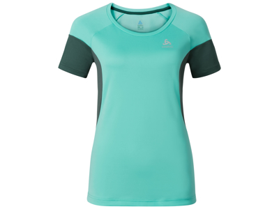 Odlo dame T-shirt - Versilia - mintgrøn