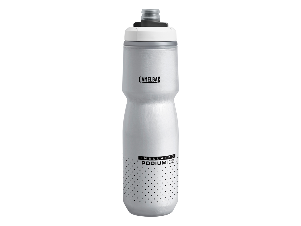 Image of   Camelbak Podium Ice - Drikkeflaske 620 ml - Sort - 100% BPA fri
