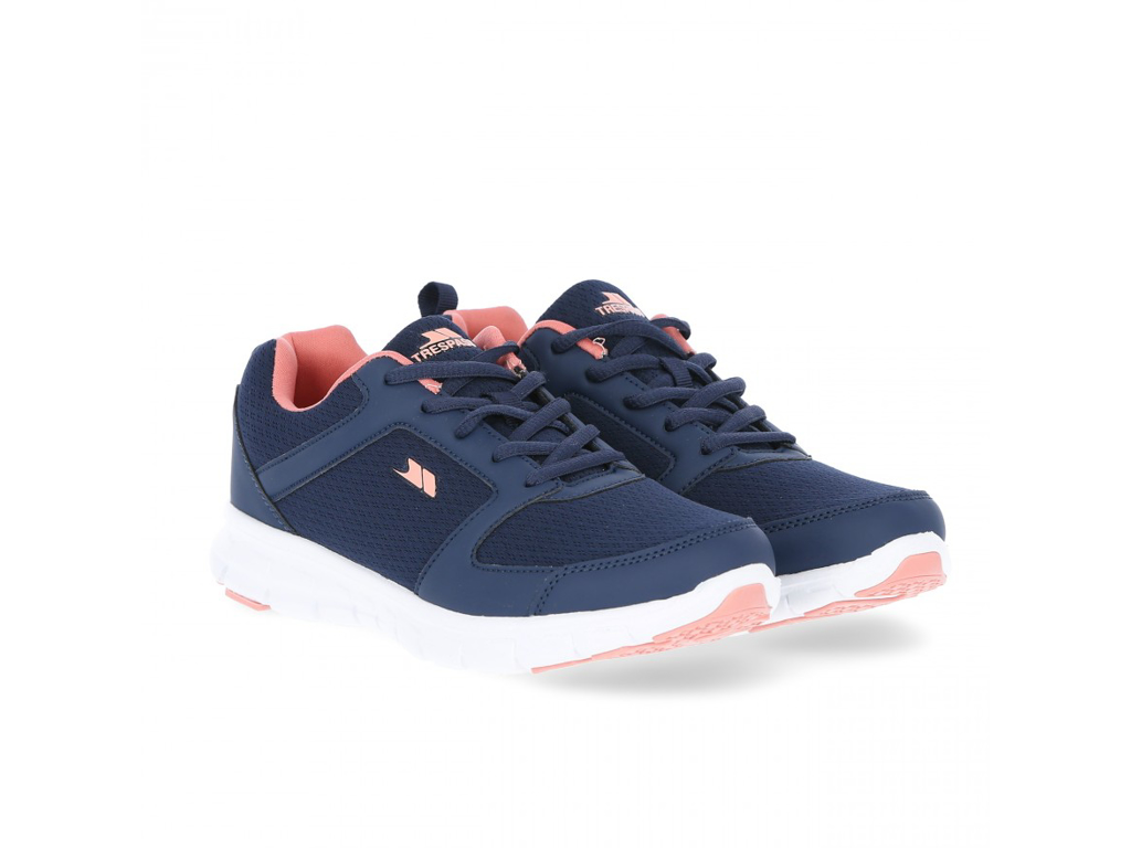 Image of   Trespass Seeking - Sportssko med memory Foam - Dane Str. 39 - Navy