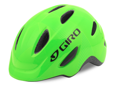 Giro Scamp - Cykelhjälm - Green / Lime License