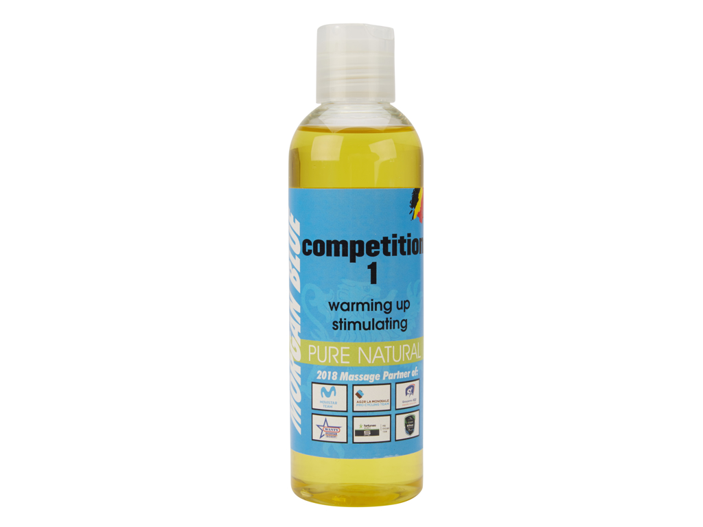 Morgan Blue Competition 1 - Varmeolie sommer - 200 ml.