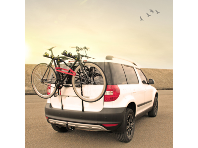 Buzzrack - Beetle - Cykelholder til bagklap - 3 cykler