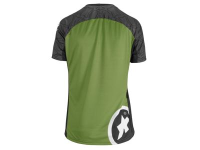 Assos Trail Womens SS Jersey - Cykeltrøje MTB - Dame - Grøn