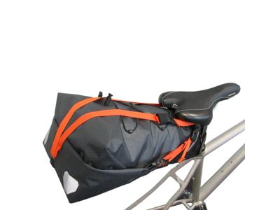 Ortlieb Seat-Pack Support Strap - Sikringsrem til Seat-Pack - Orange