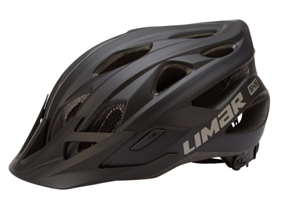 Limar 545 - Cykelhjelm til MTB/sport - Matsort