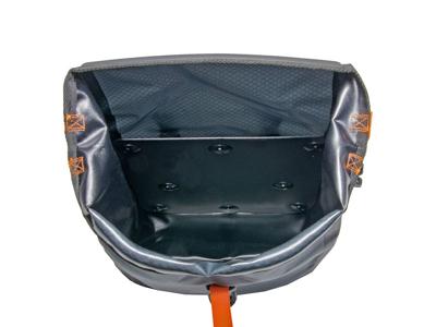 Ortlieb Gravel-Pack - Cykeltasker -  2 x 12,5 liter - Grå/sort