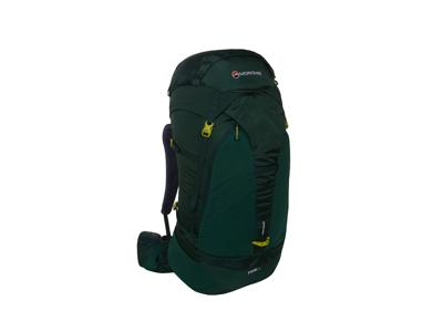 Montane Yupik 50 - Ryggsäck Unisex - Grön