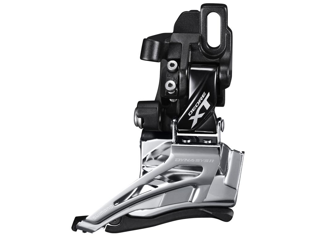 Image of   Shimano XT - Forskifter FD-M8025 - 2 x 11 gear til direkte montering