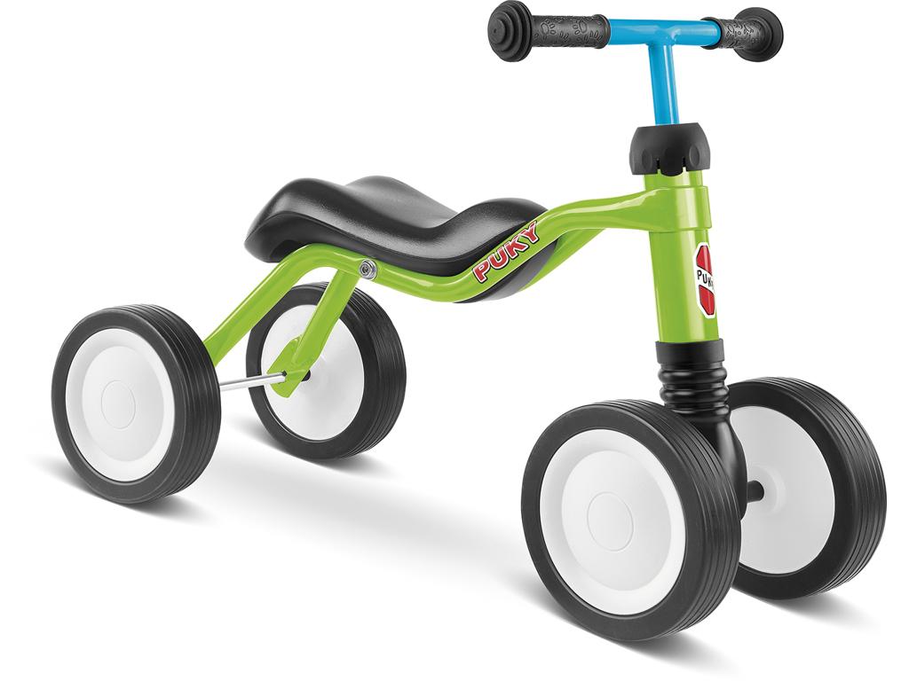 Puky - Wutsch - Løbecykel - fra 1,5 år/ 80 cm - Grøn thumbnail