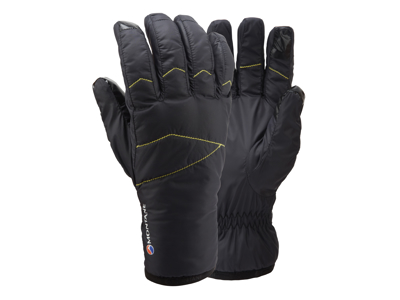 Montane Prism Glove - Handske - Unisex - Sort - Str. S