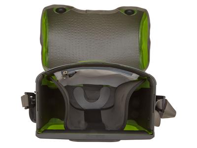 Ortlieb Ultimate 6 Plus - Lime/mosgrøn - 7 liter