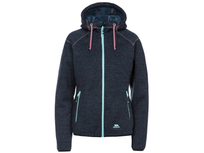 Trespass Albatross - Fleece jakke dame - Navy marl