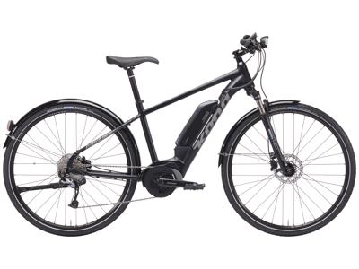 Kona - Splice-E - Medium - El-Cykel - Matsort
