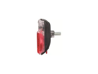 Busch+Müller Toplight Line Plus - Baglygte til dynamo - 50mm bolt afstand
