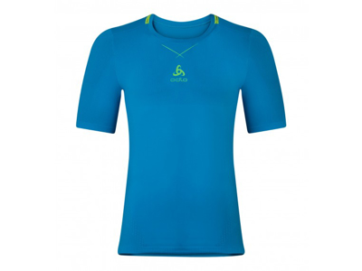 Odlo Ceramicool - Basis t-shirt - Blå