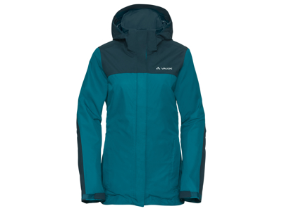 Vaude Womens Escape Pro Jacket II - Vandtæt damejakke - Blå - Str. 38